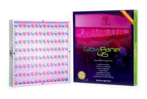 Sunshine Systems LEDGP45 GlowPanel 28 Watt 45 LED Grow Light