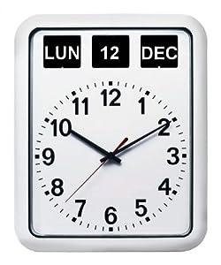 Horloge jour et date en francais - Comparer les prix - m