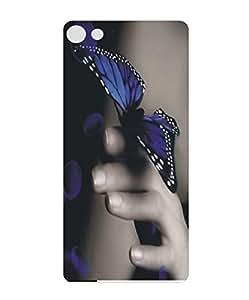 Techno Gadgets Back Cover for Xolo Black X1