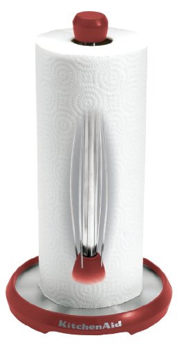 KitchenAid Perfect Tear Paper Towel Holder (Red)