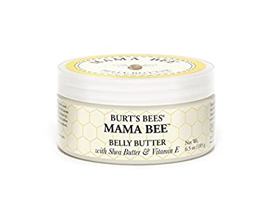 Burt's Bees Mama Bee Belly Butter, 6.5 Ounce Tub