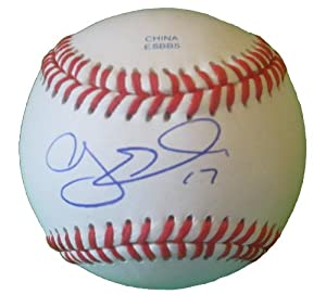 A.J. Ellis Autographed Signed Rolb Baseball, Los Angeles Dodgers, Proof Photo by Southwestconnection-Memorabilia