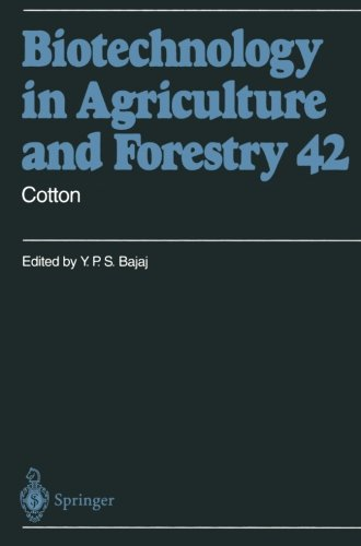 Cotton (Biotechnology in Agriculture and Forestry)