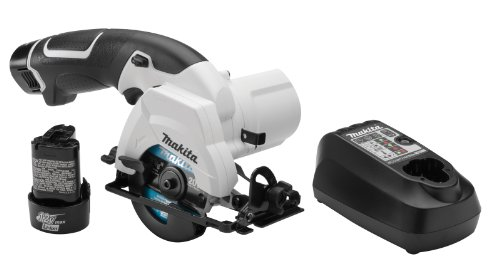 Makita SH01W 12V max Lithium-Ion Cordless 3-3/8-Inch Circular Saw Kit