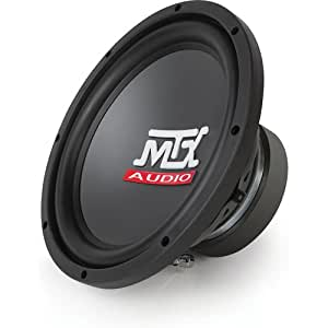 MTX RTS10-44 10-Inch Dual 4-OHM Round Subwoofer