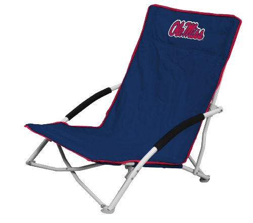 Ncaa Ole Miss Rebels Beach Comber Chair