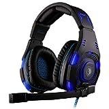 Sades SA-907 Over the Ear Gaming Headset