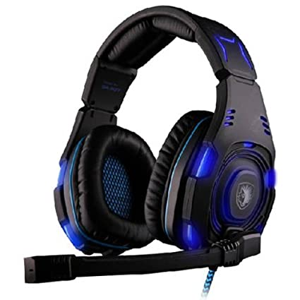 Sades SA-907 Over the Ear Gaming Headset
