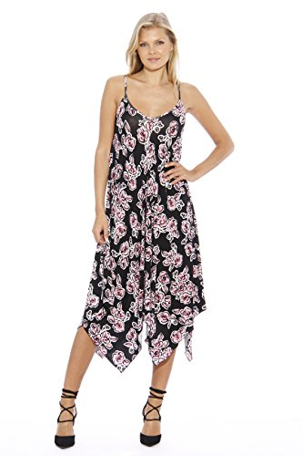 CS401124-1001-S Christian Siriano New York Designer Dresses - Signature Print
