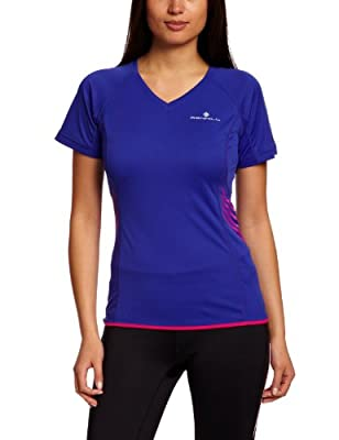 Ronhill Women's Aspiration Short Sleeve Tee by RONHILL