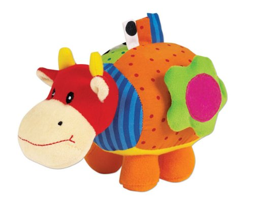 Small World Toys All About Baby Infant - Busy Buzz Cow