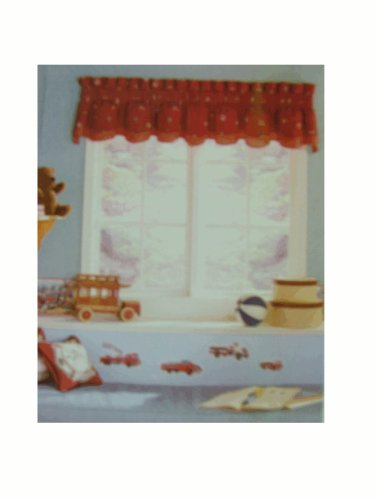 Fire Engine Valance By Waverly Home Classics - 1
