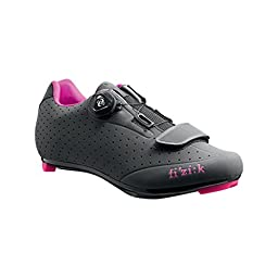 Fizik Women\'s R5B Donna BOA Shoe 39 Anthracite/Dark Grey