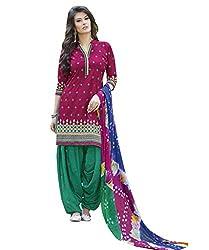 women's patiala suit (free_size)