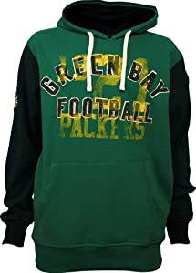 Green Bay Packers Voyage Men's Pullover Hoodie from G-III