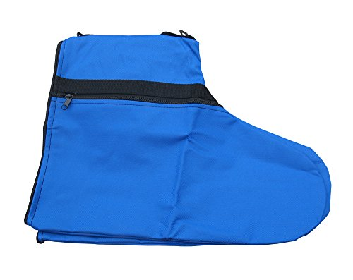 AR-Pro-Ice-Figure-Skate-Saddle-Style-Bag-Roller-Blade-Bag-Durable-Royal-Blue-10