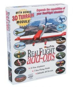 Great Planes Add Ons for RealFlight Volume One