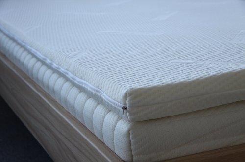viscoelastico materasso 5 cm visco memory foam topper durezza 3 senza riferimento 160 x 200. Black Bedroom Furniture Sets. Home Design Ideas