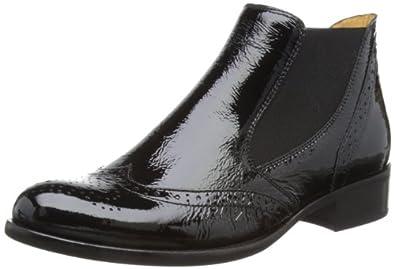 gabor womens steffi p black chelsea boots 3 uk 36 eu shoes bags. Black Bedroom Furniture Sets. Home Design Ideas