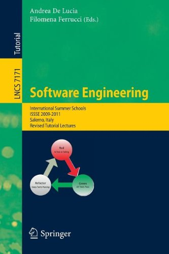 Software Engineering: International Summer Schools, ISSSE 2009-2011, Salerno, Italy, Revised Tutorial Lectures