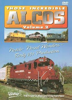 Those Incredible Alcos Vol 2 - Pentrex