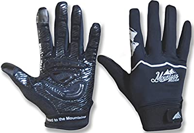 Mountain Made Crestone Cycling Gloves with Touchscreen...Buy 3 Get Free Shipping