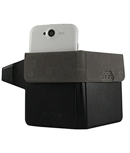 Molife-Flip-Cover-For-Iberry-Auxus-Prime-P8000-(Black)