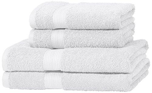 amazonbasics-juego-de-toallas-colores-resistentes-2-toallas-de-bano-y-2-toallas-de-manos-color-blanc