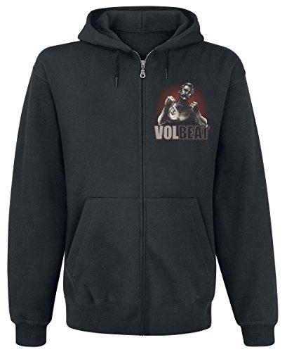 Volbeat Boxer Ribbon Felpa jogging nero XXL
