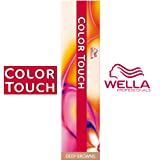 Wella Colour Touch Deep Browns Dark Brunette Ash Blonde 6/71 - 60ml