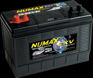 Numax Dual Purpose Leisure Battery 100Ah CXV27MF.