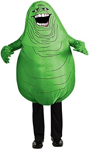 Ghostbusters: Inflatable Slimer Costume