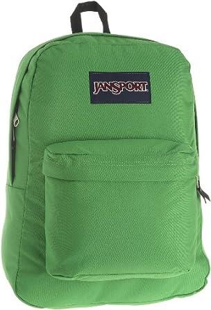 JanSport Classic SuperBreak Backpack, Hedge Green