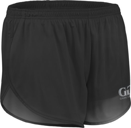 "TR623 Men's 2.5"" Performance Track Short with Split Leg Sides and Inner Brief"