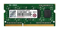 4GB DDR3 TRANSCEND 1600MHZ LAPTOP RAM JM1600KSH-4G