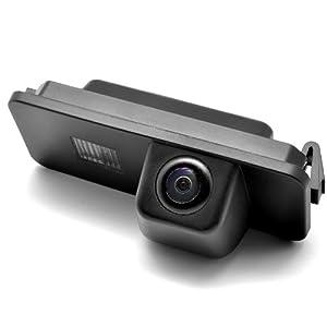 Car Rear View Reversing Camera For Volkswagen - Black: Car Electronics