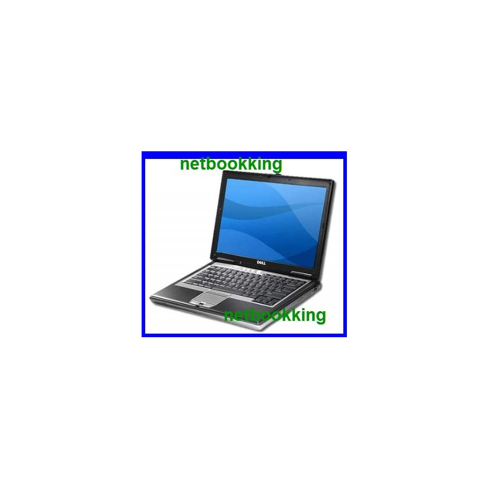 Notebook DELL D620 Intel Core Duo T2400 1.83GHz 1GB RAM