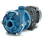 Finish Thompson DB7P-M226 Centrifugal Magnetic Drive Pump, Polypropylene, 1/2 HP, 115/208-230V, 1 Phase, 34.0 Max Feet of Head, 69.0 gpm