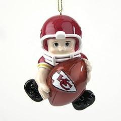Buy NFL Lil Fan Team Players Ornament - Kansas City Chiefs by SC Sports