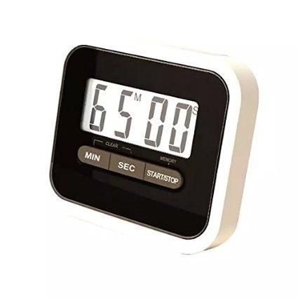 Digitale LCD KingWinX Eieruhr magnetisch Küchen 1-black