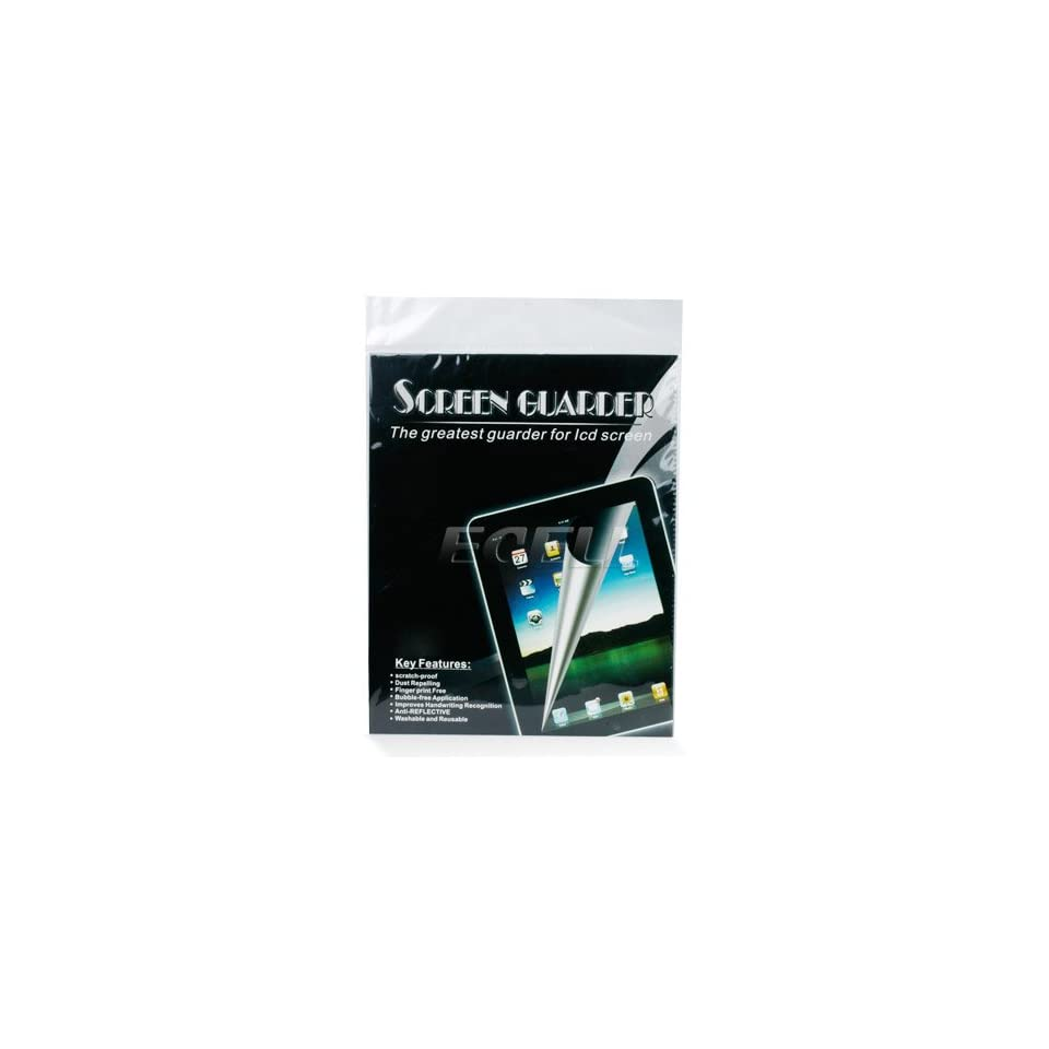 Ecell   ANTI GLARE LCD SCREEN GUARD PROTECTOR FOR APPLE iPAD