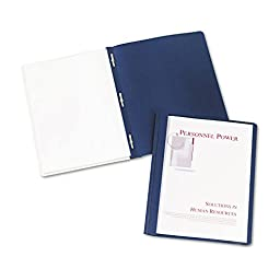 AVE47961 - Avery Durable Clear-Front Report Cover