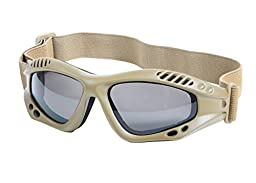 Rothco Tactical Goggles - Coyote/\'Ce\'