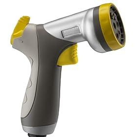 Nelson Rezimar Easy Clik Seven-Pattern Spray Nozzle with Flow Control 50130