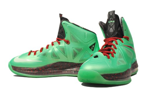 Nike LeBron 10 China Cutting Jade (541100-303)