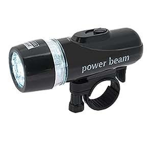 Amazon.com: Bicicletas Bike 2 modos 5 LED de la lámpara de la