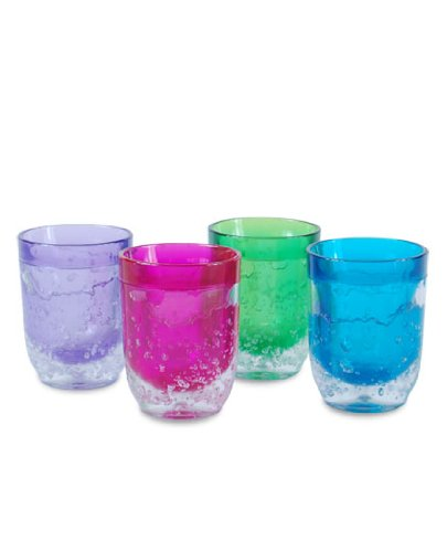 Insulated Wine Glass With Straw front-459709