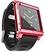 LunaTik Multi-Touch Watch Band iPod nano 6G専用