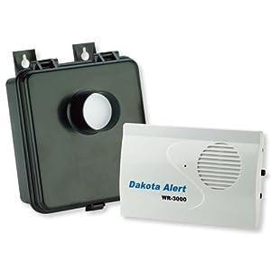 Wireless Motion Alert Kit-600' Max Range