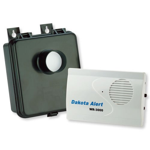 Wireless Motion Alert Kit-600' Max Range